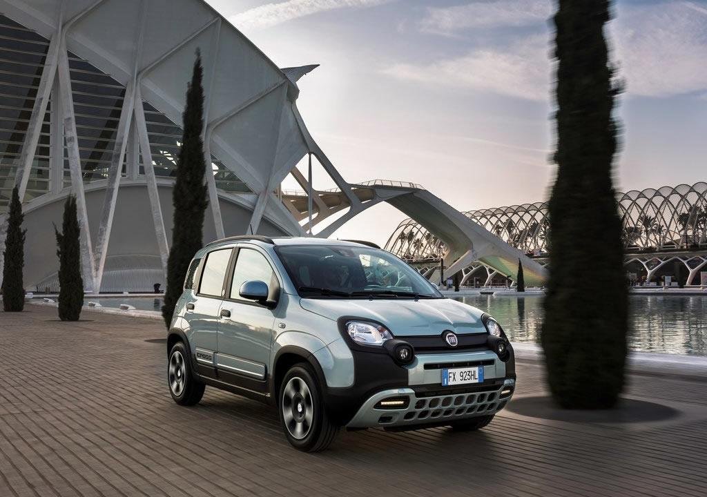2020 Yeni Fiat Panda Hibrit