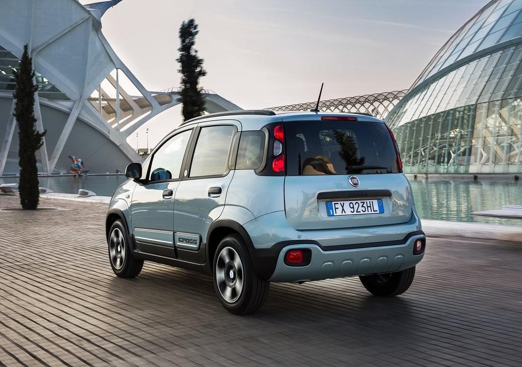 2020 Fiat Panda Hibrit