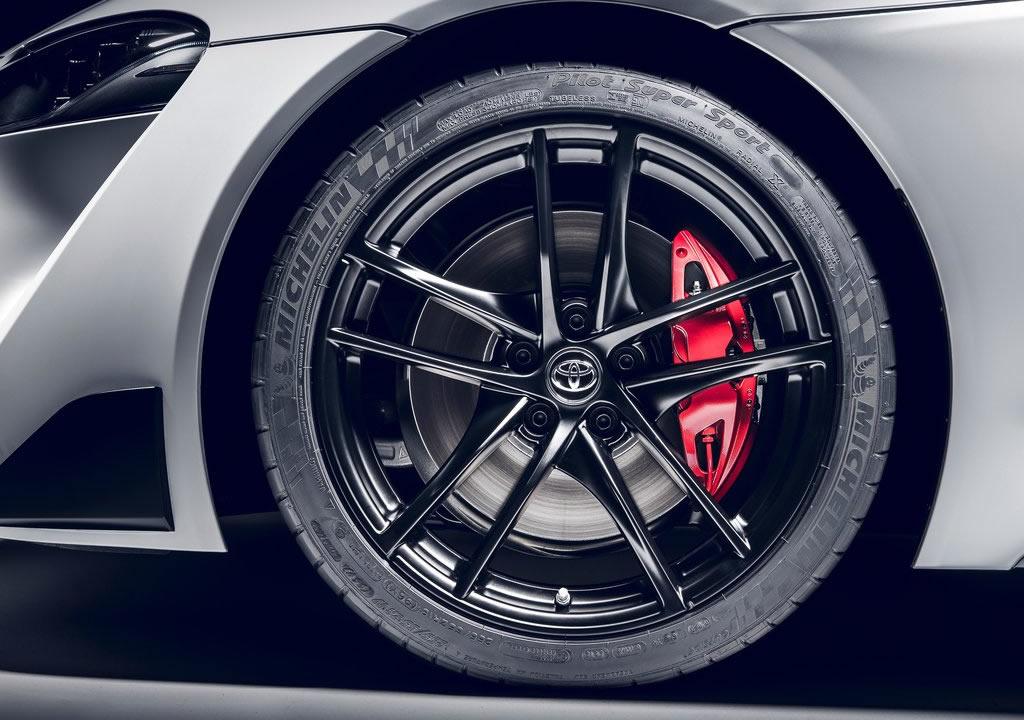 Toyota Supra 2.0 LT Turbo