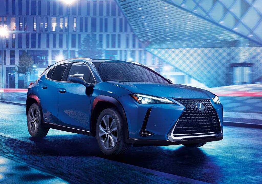 Elektrikli 2021 Lexus UX 300e Özellikleri