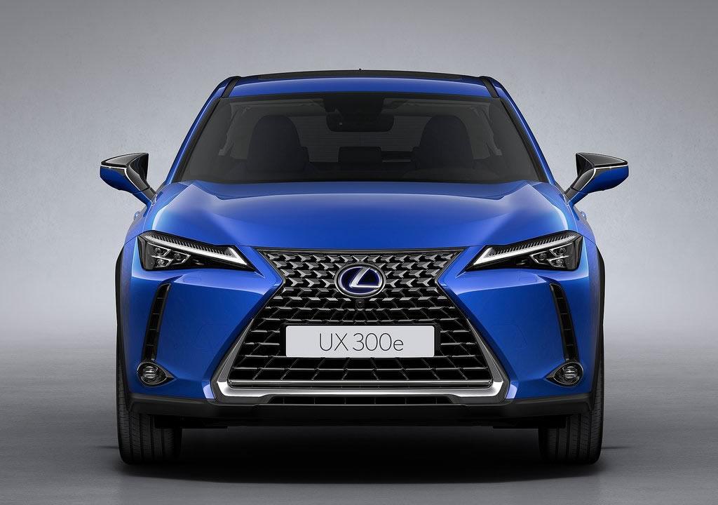 2021 Lexus UX 300e