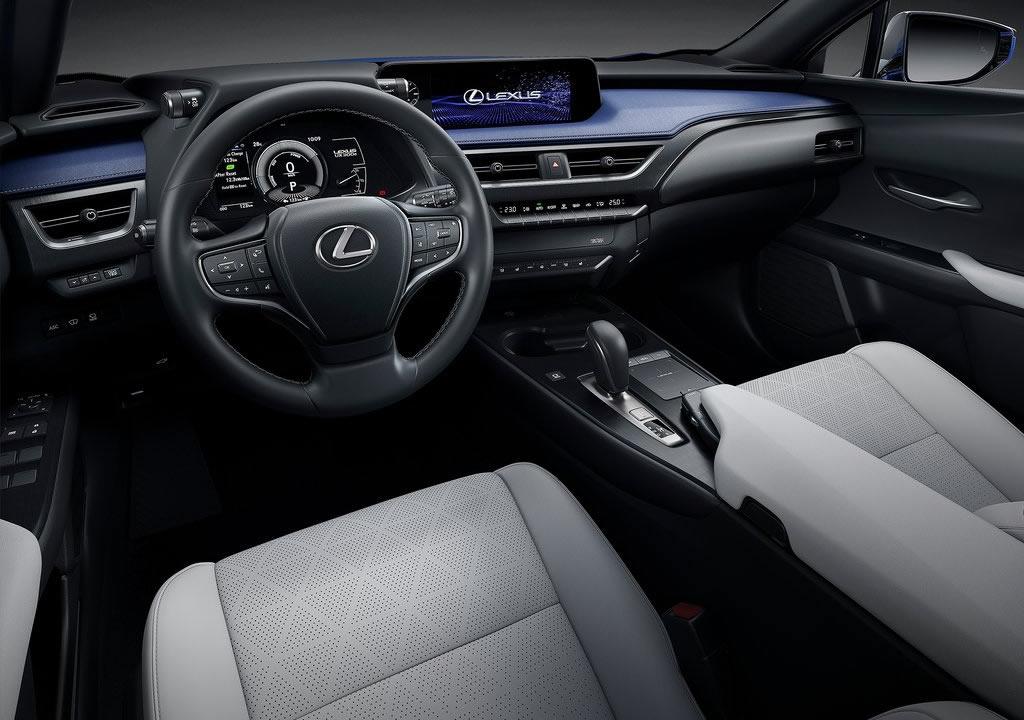 2021 Lexus UX 300e Kaç Beygir?