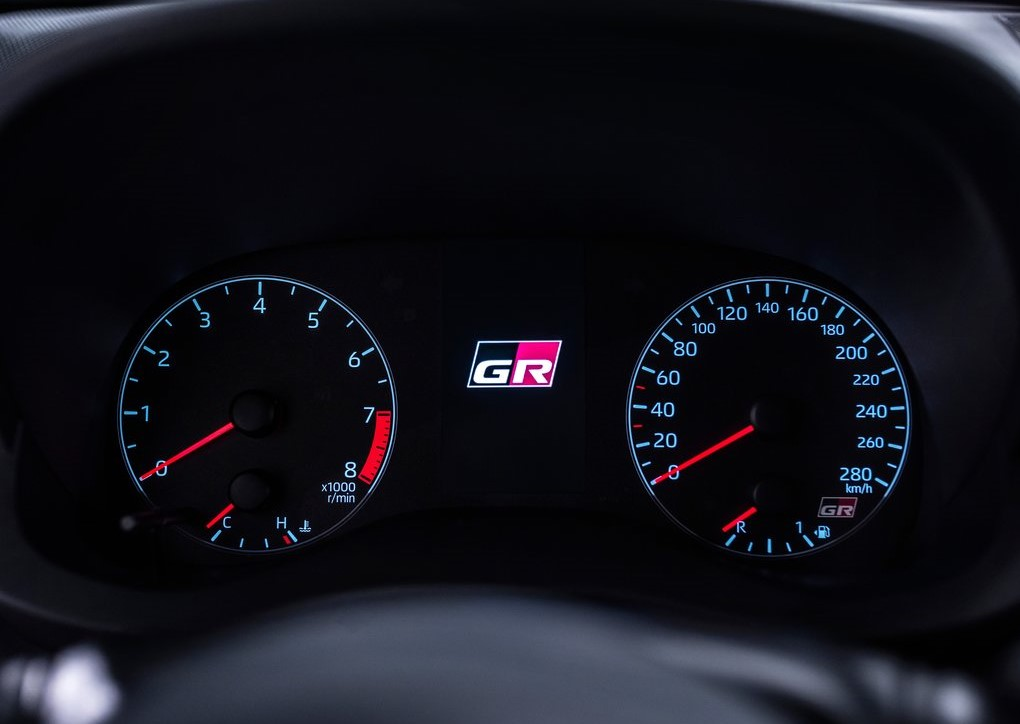 2021 Toyota GR Yaris Fotoğrafları