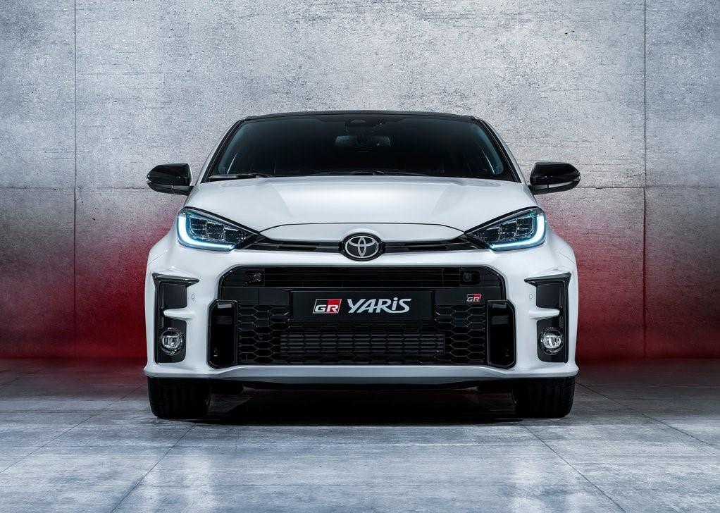 2021 Toyota GR Yaris 0-100 km/s