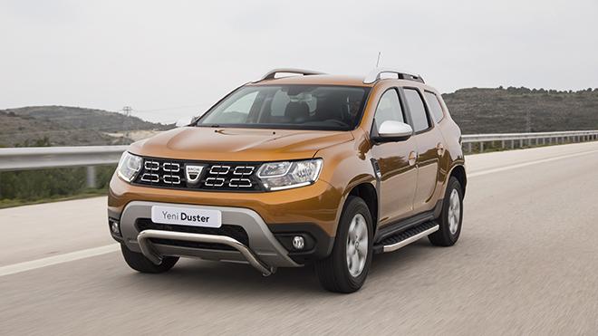 Dacia Ocak 2020 Fiyatları