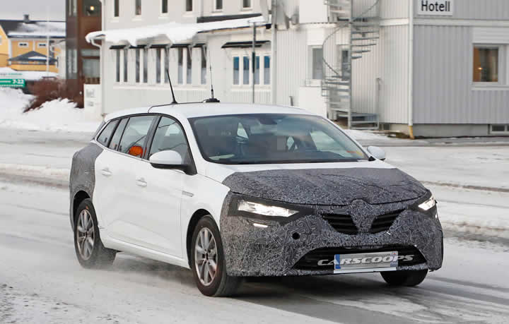 Makyajlı 2020 Renault Megane