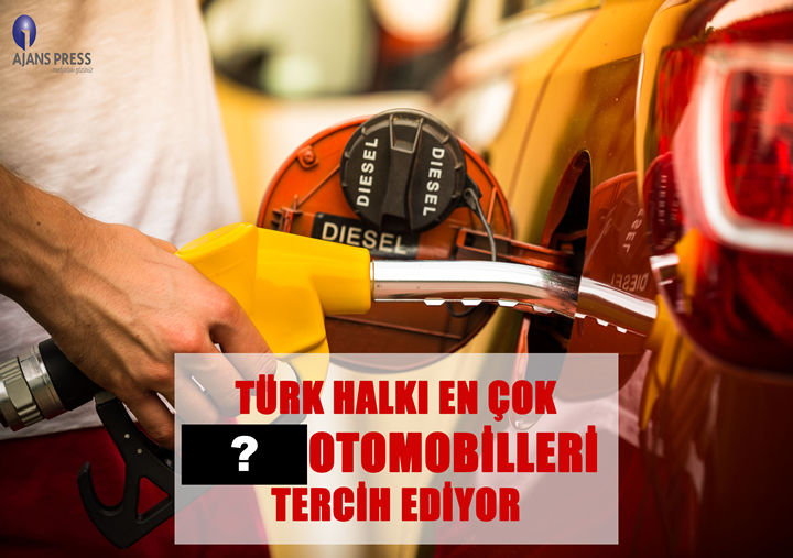 Türkiye'de En Çok Hangi Yakıt Türü