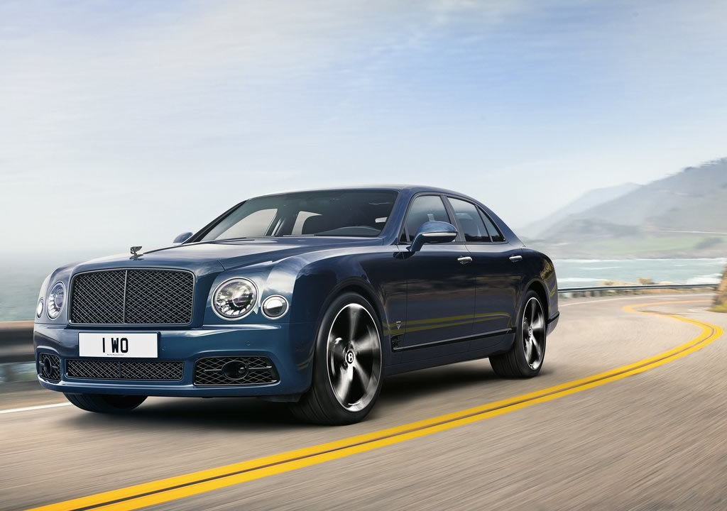 2020 Bentley Mulsanne 6.75 Edition by Mulliner Teknik Özellikleri