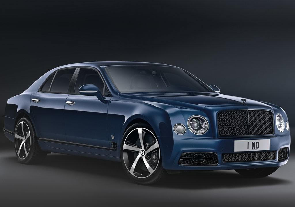 2020 Bentley Mulsanne 6.75 Edition by Mulliner Fotoğrafları