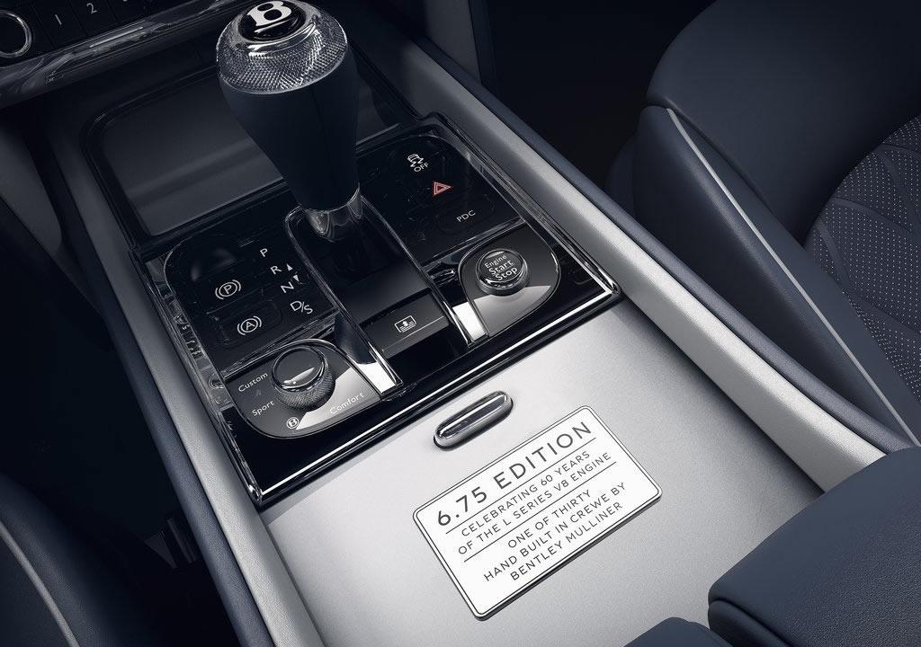 2020 Bentley Mulsanne 6.75 Edition by Mulliner İçi