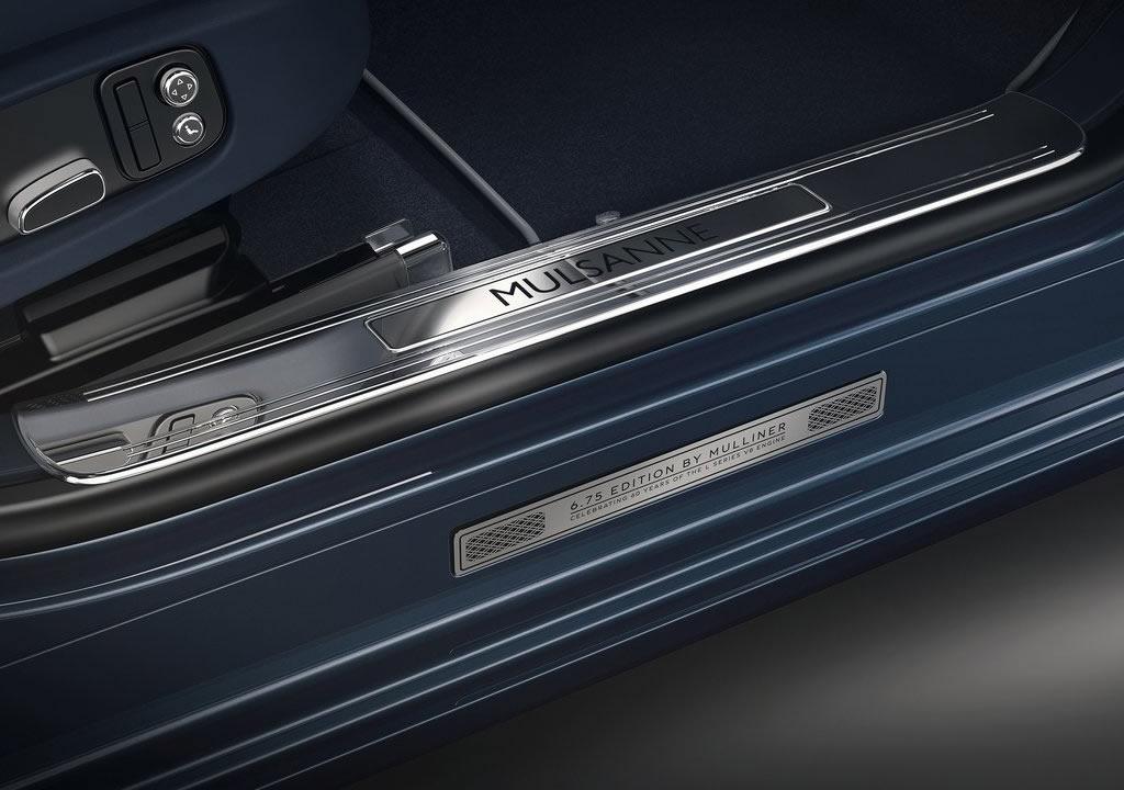2020 Bentley Mulsanne 6.75 Edition by Mulliner Donanımları