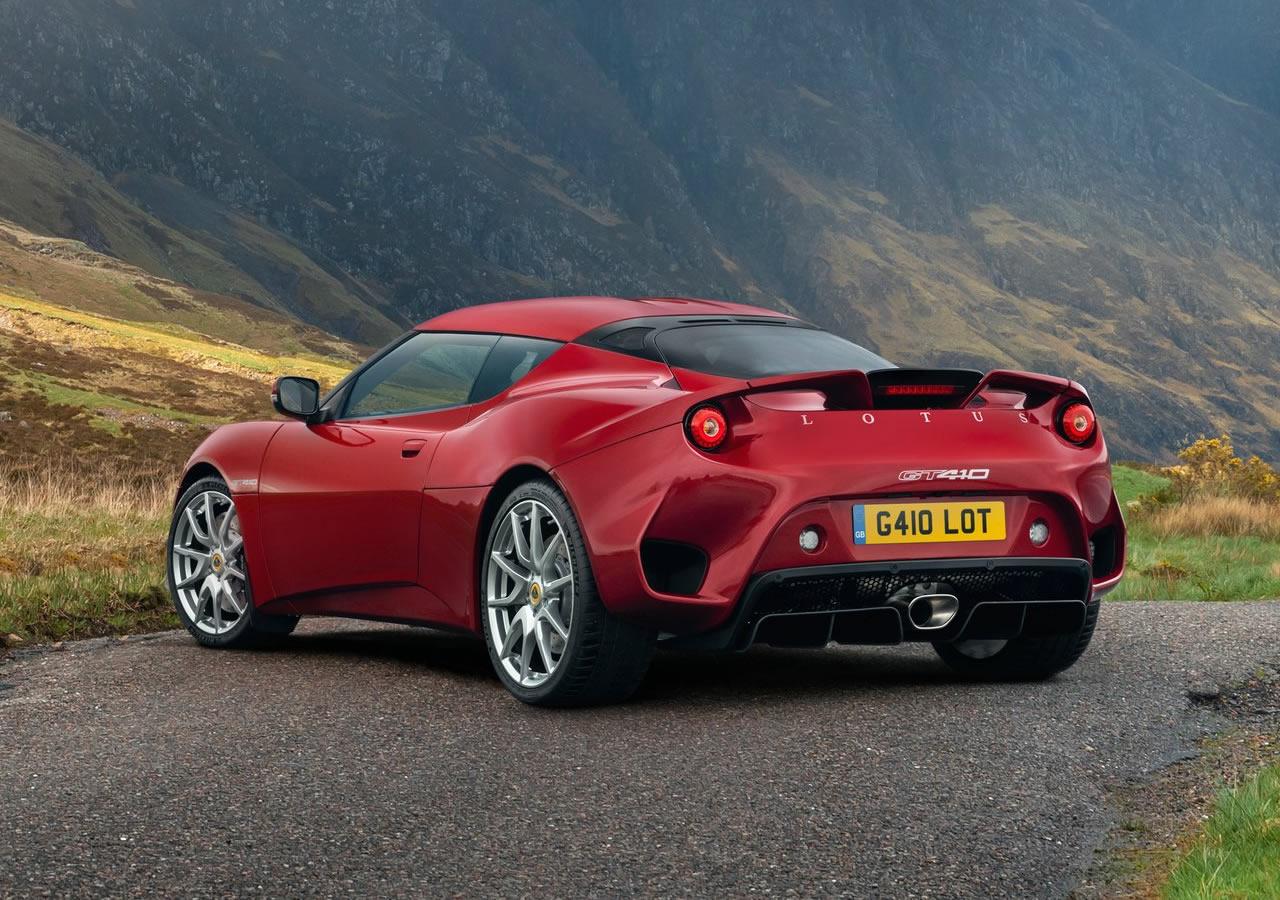 2020 Lotus Evora GT410 Fotoğrafları