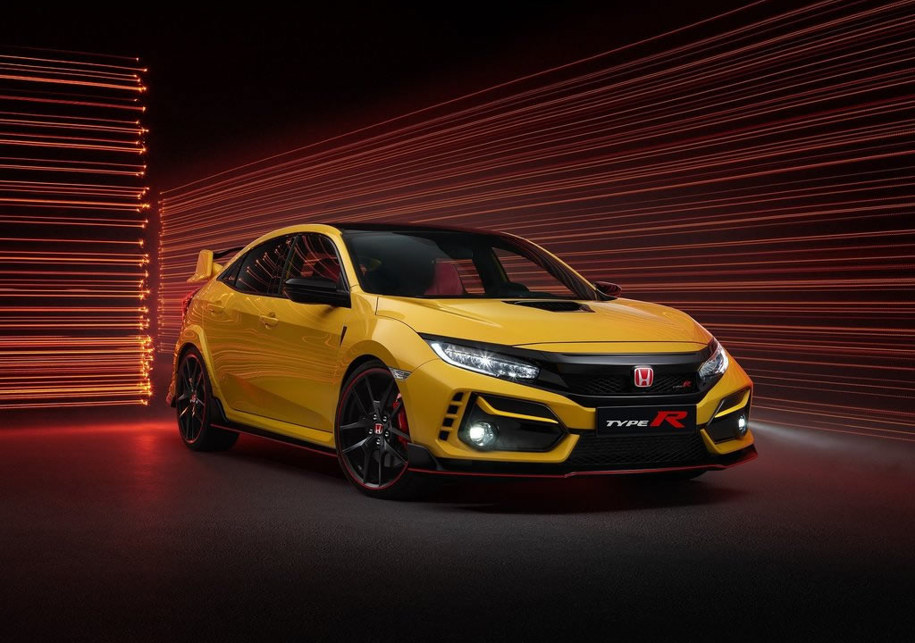 2020 Yeni Honda Civic Type R Limited Edition