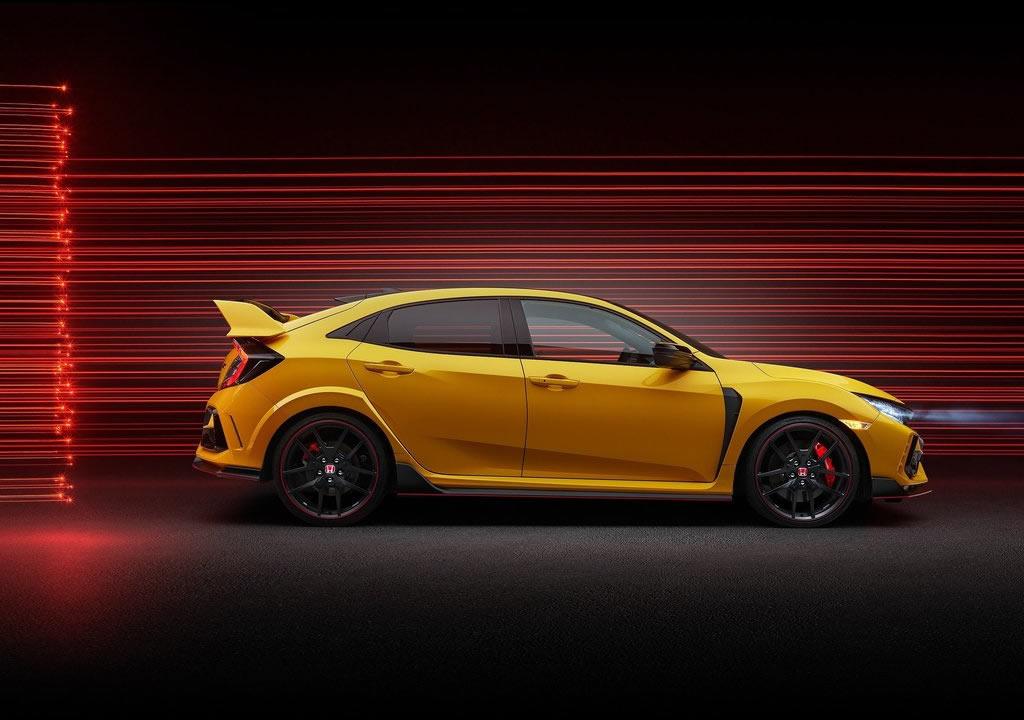 2020 Yeni Honda Civic Type R Limited Edition Teknik Özellikleri