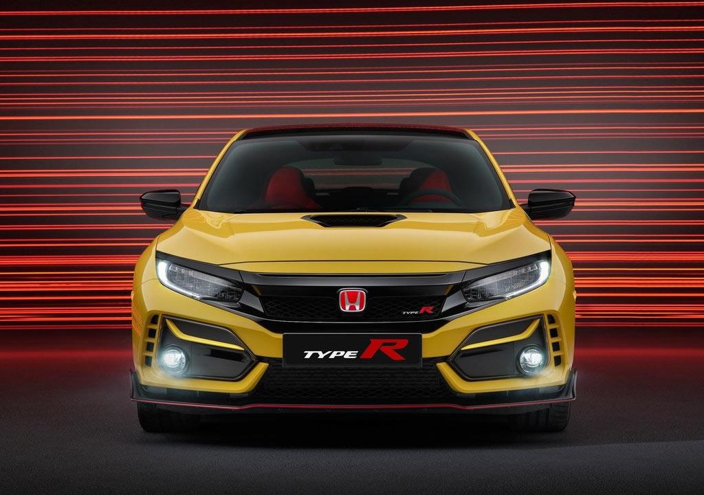 2020 Yeni Honda Civic Type R Limited Edition Donanımları