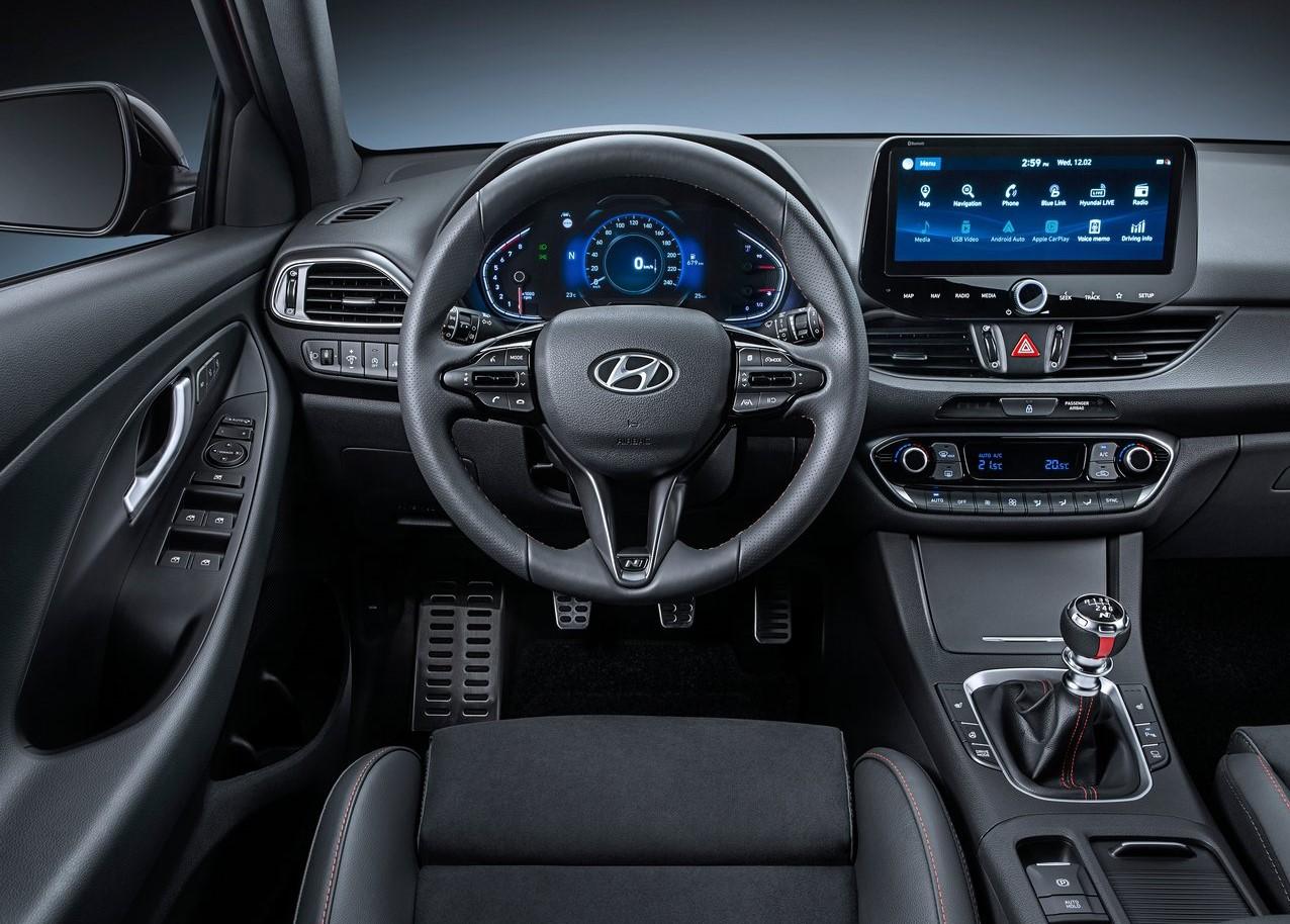 2020 Yeni Hyundai i30 Kokpiti