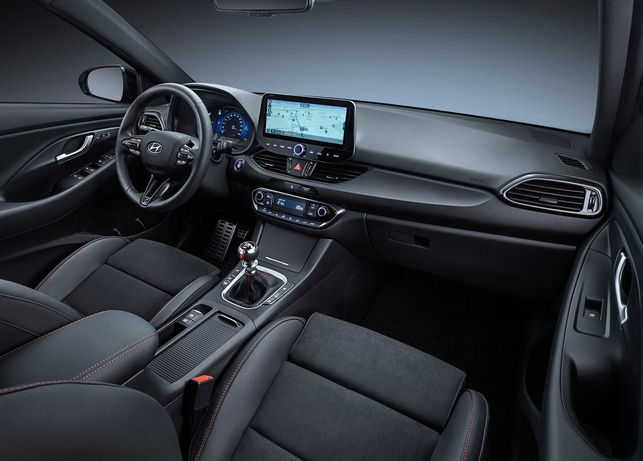 2020 Yeni Hyundai i30 Fotoğrafları