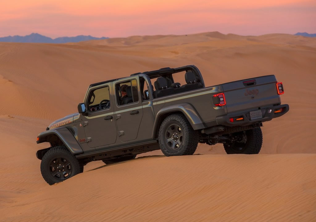 2020 Jeep Gladiator Mojave Price