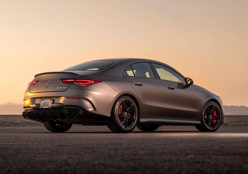 2020 Yeni Kasa Mercedes- AMG CLA45 Teknik Özellikleri