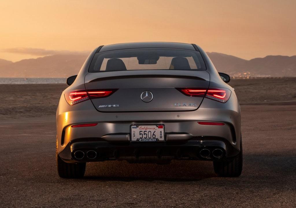 2020 Yeni Mercedes- AMG CLA45 Donanımları