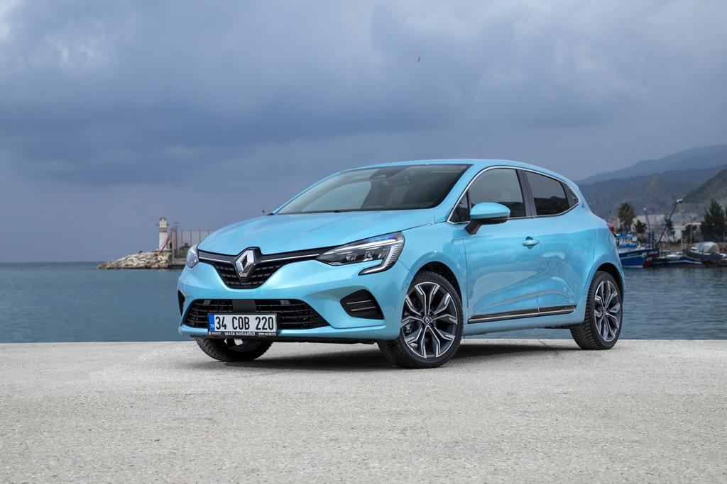2020 Yeni Kasa Renault Clio 5 Fiyatı