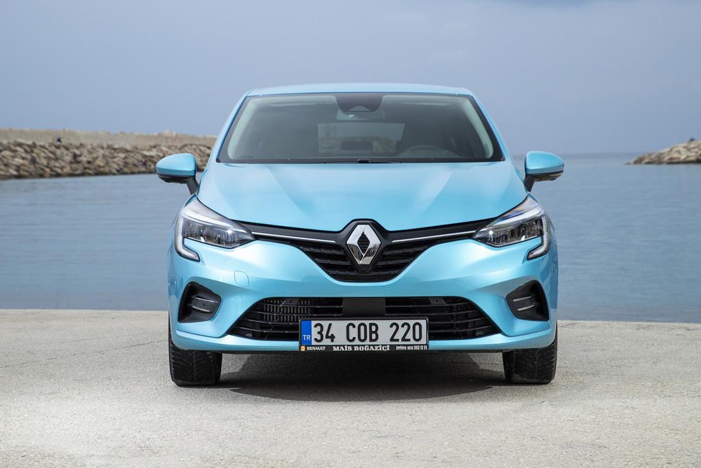 2020 Yeni Kasa Renault Clio 5