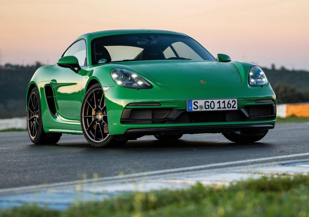 2020 Yeni Porsche 718 Cayman GTS 4.0