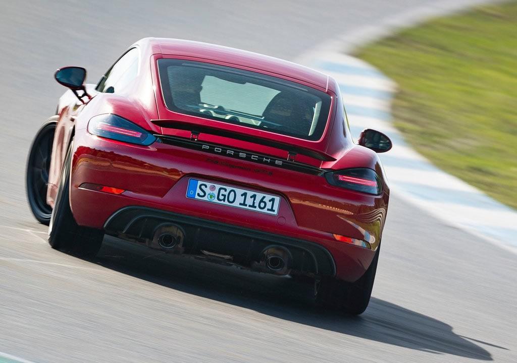2020 Yeni Porsche 718 Cayman GTS 4.0 Fiyatı