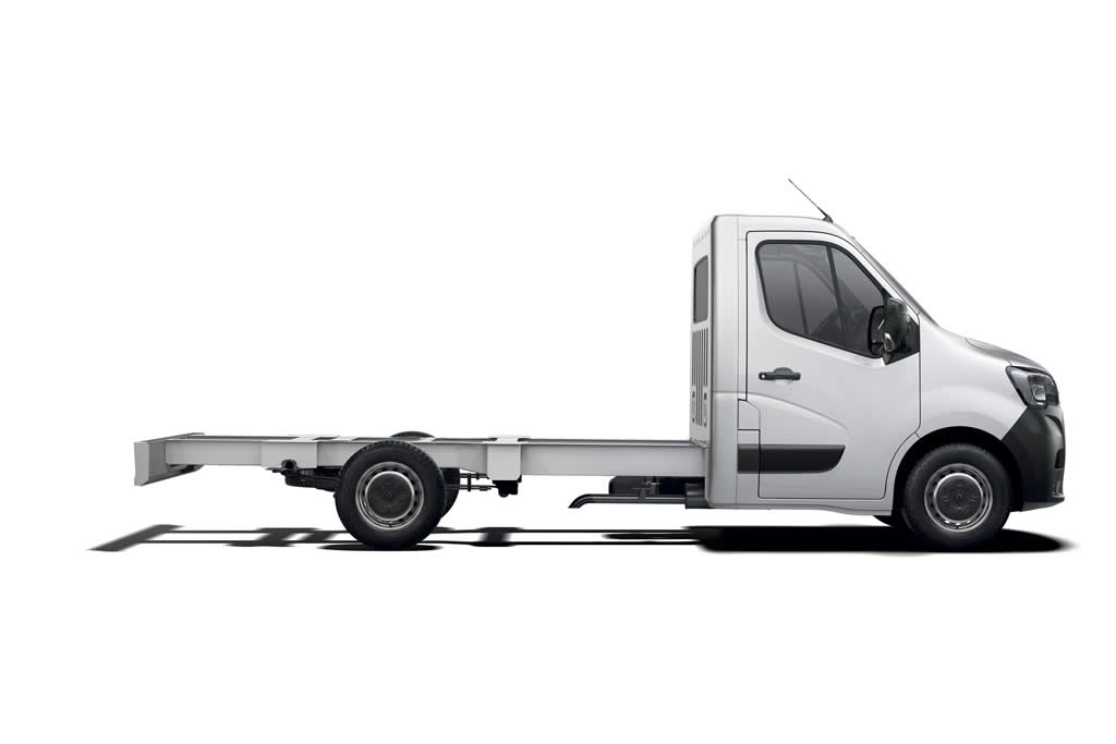 2020 Yeni Renault Master