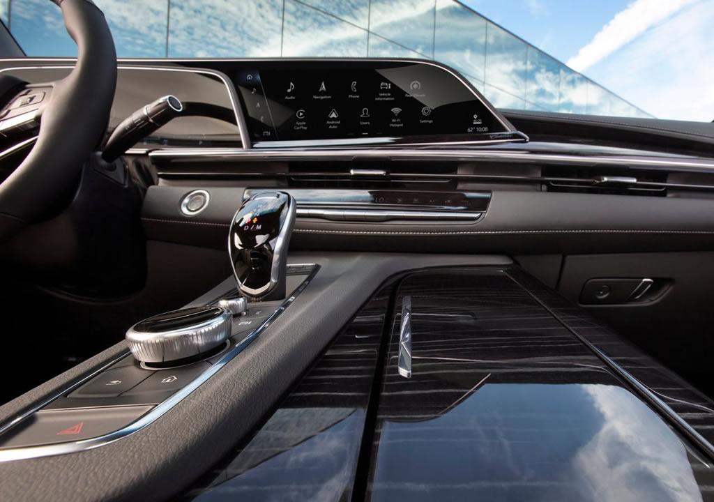2021 Yeni Cadillac Escalade