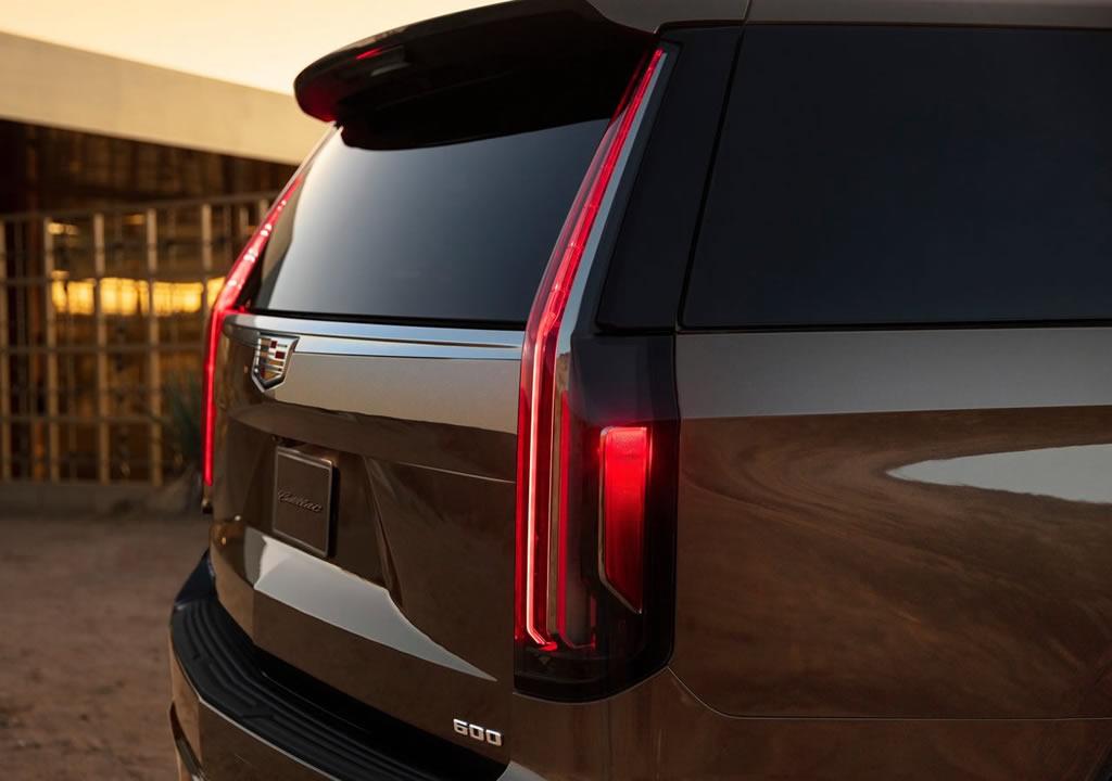 2021 Cadillac Escalade Price