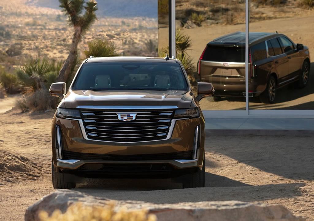 2021 Yeni Kasa Cadillac Escalade Fotoğrafları