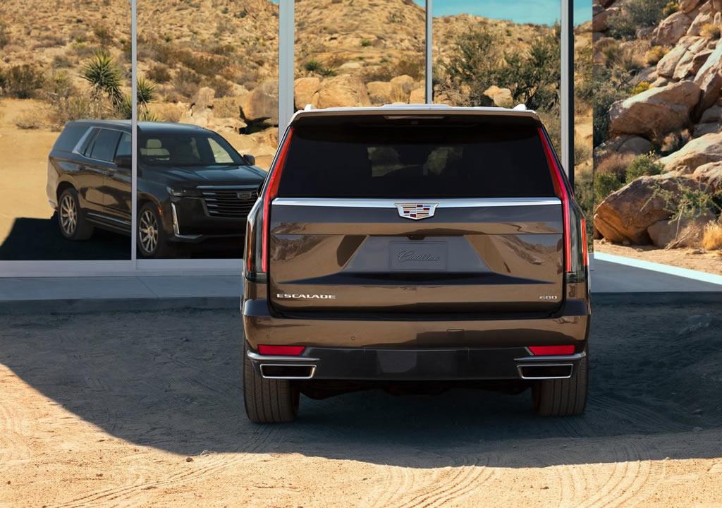 2021 Yeni Kasa Cadillac Escalade Türkiye