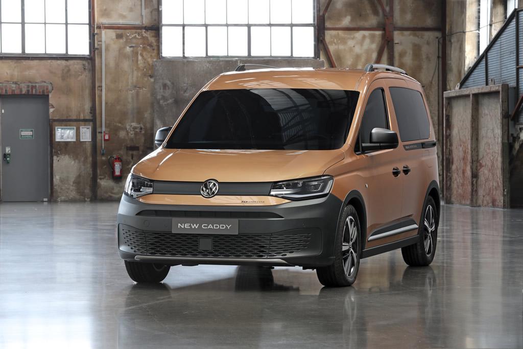 2021 Yeni Kasa Volkswagen Caddy MK5