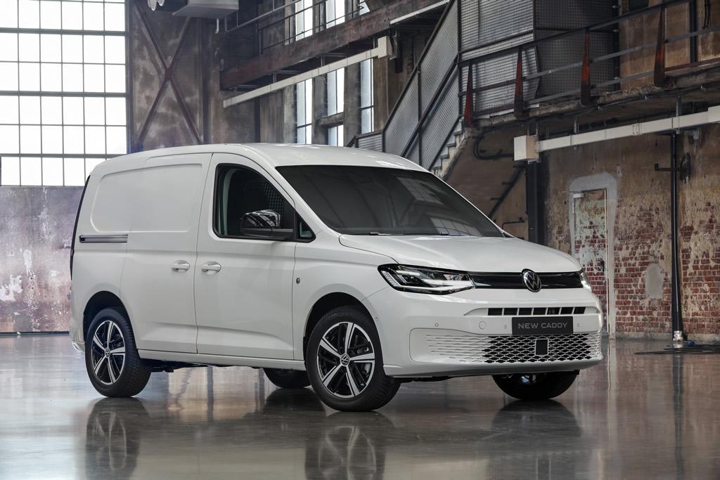 2021 Yeni Kasa Volkswagen Caddy VAN MK5 Teknik Özellikleri