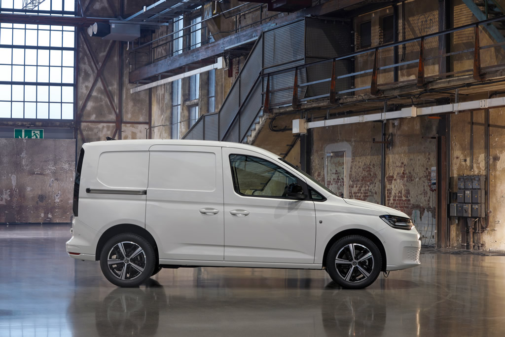 2021 Yeni Kasa Volkswagen Caddy VAN MK5 Özellikleri