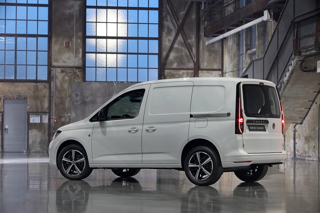 2021 Yeni Kasa Volkswagen Caddy VAN MK5