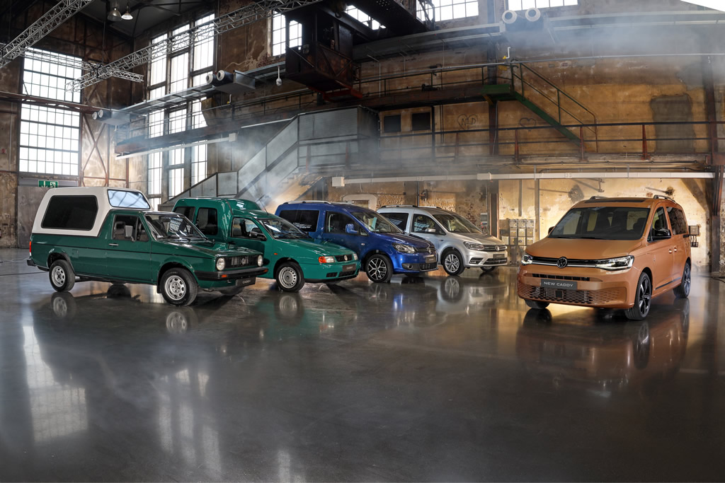 Volkswagen Caddy MK5