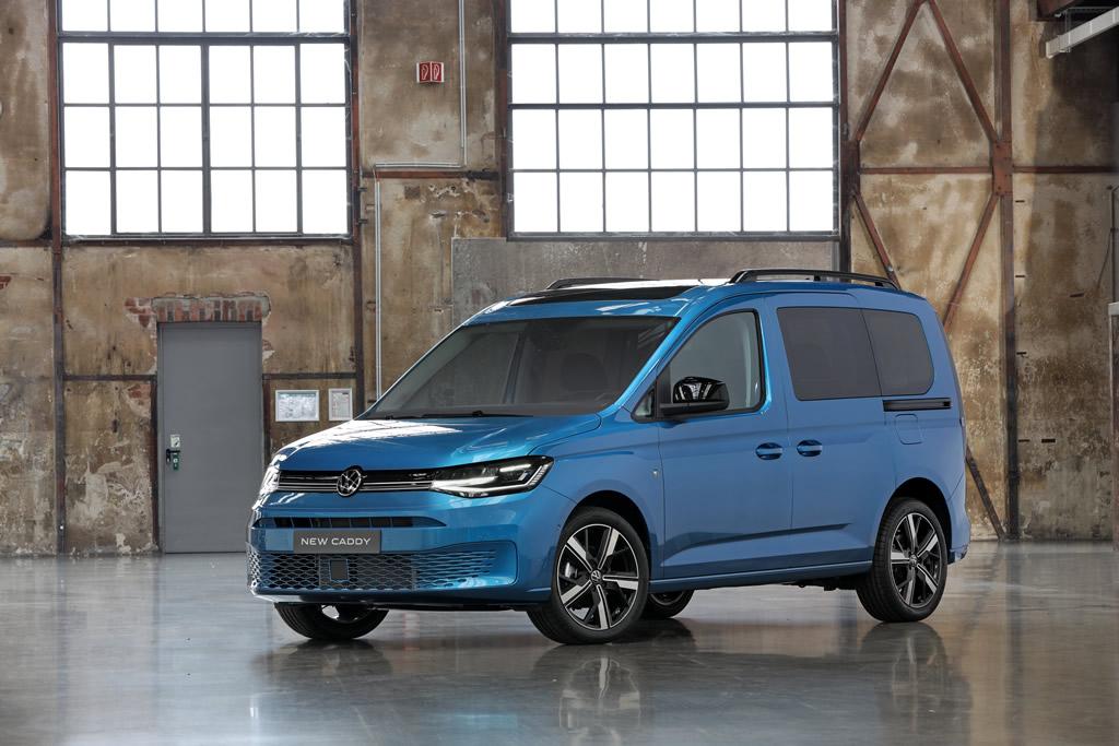 2021 Yeni Kasa Volkswagen Caddy MK5 Özellikleri