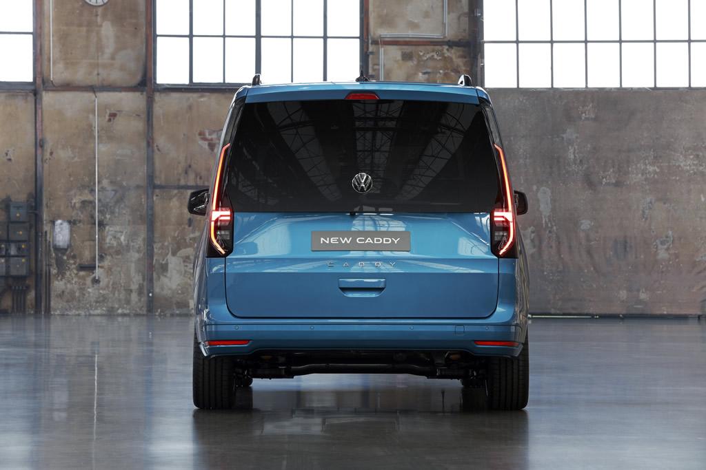 2021 Yeni Kasa Volkswagen Caddy MK5 Donanımları