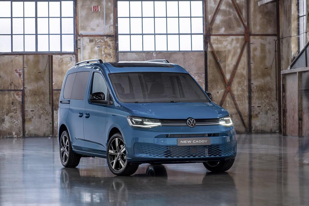 2021 Yeni Kasa Volkswagen Caddy Donanımları