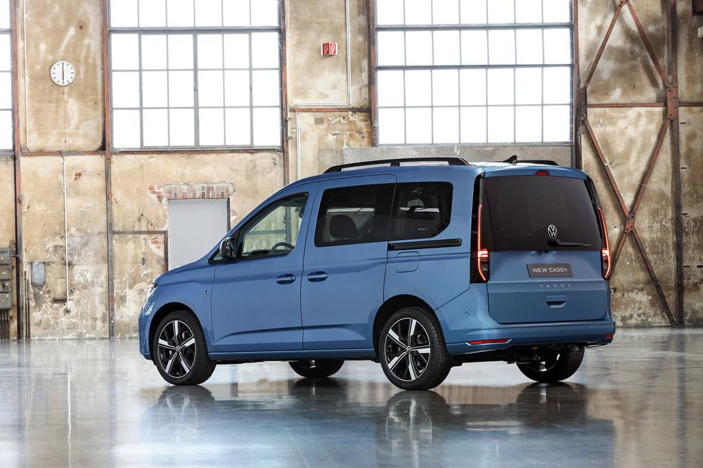 2021 Yeni Kasa Volkswagen Caddy