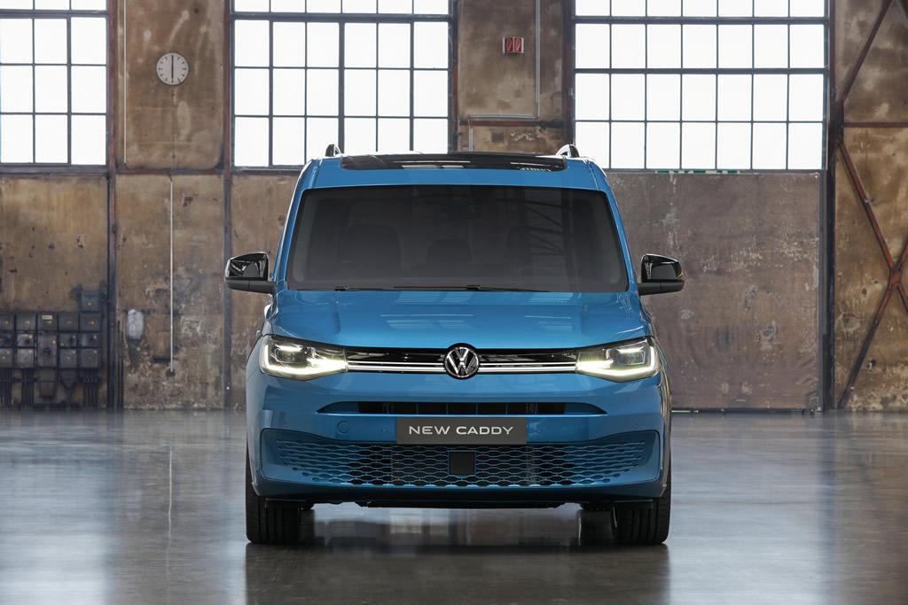 2021 Yeni Kasa Volkswagen Caddy Türkiye