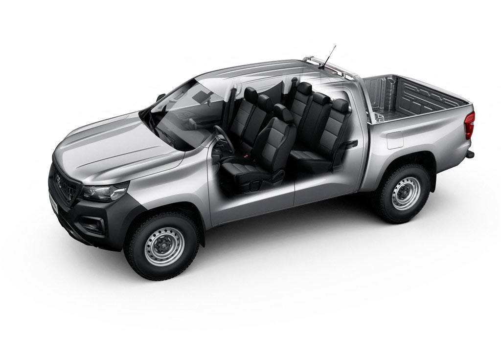 2021 Yeni Peugeot Landtrek Boyutu