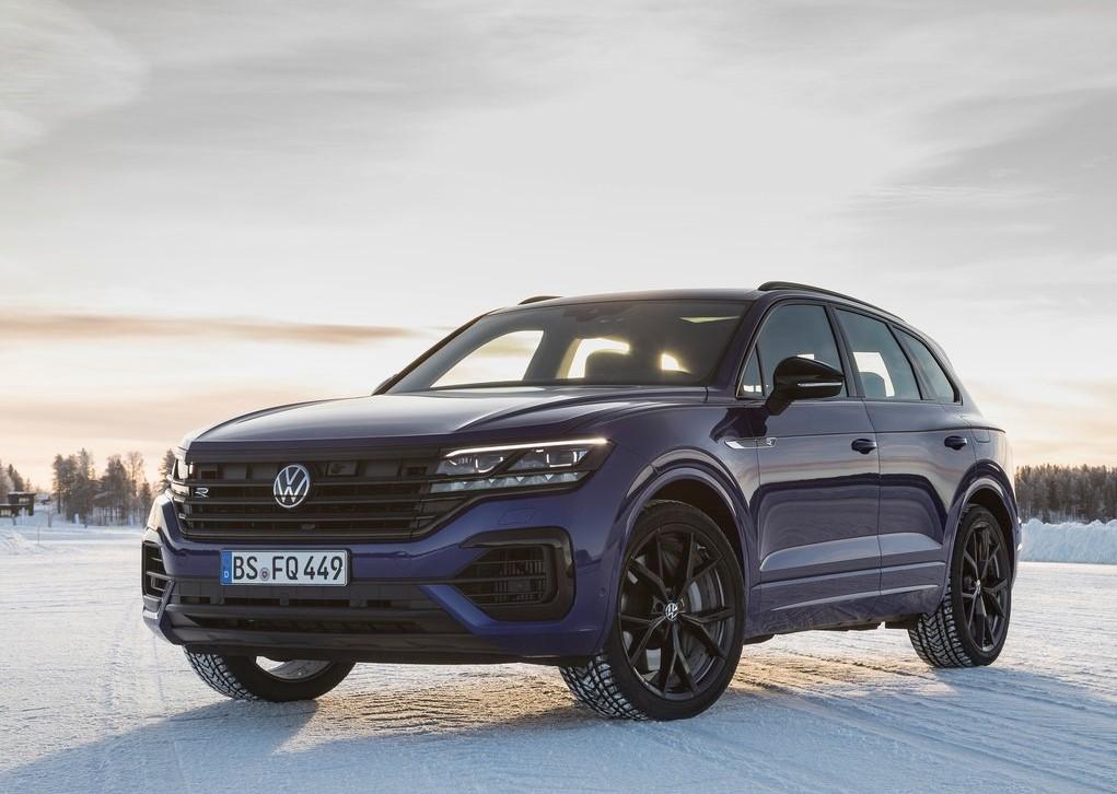 2021 Yeni Volkswagen Touareg R Teknik Özellikleri