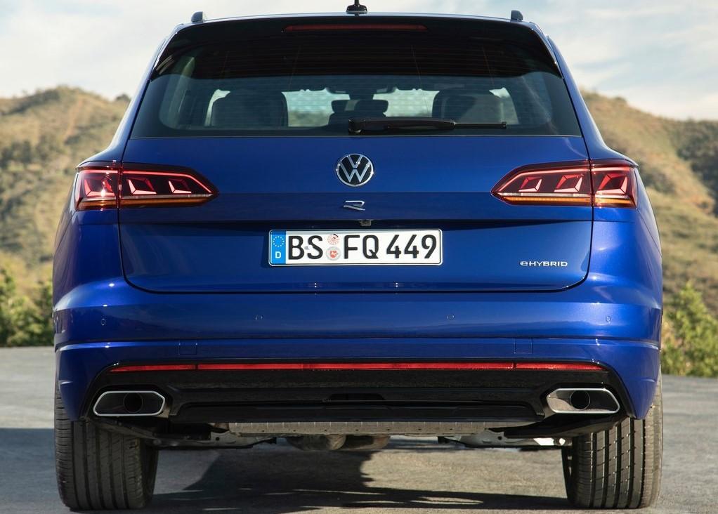 2021 Yeni Volkswagen Touareg R Hibrit