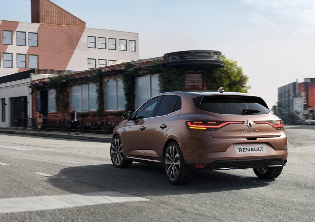 Makyajlı 2020 Renault Megane Teknik Özellikleri