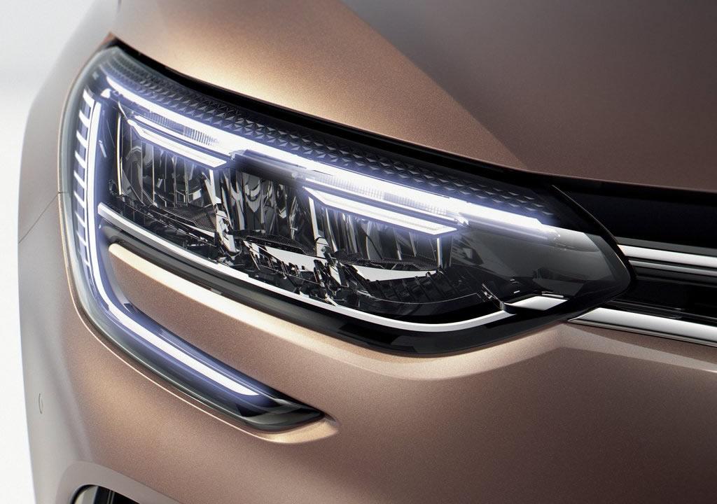 Makyajlı 2020 Renault Megane Fotoğrafları