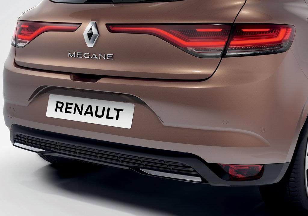 Makyajlı 2020 Renault Megane Donanımları