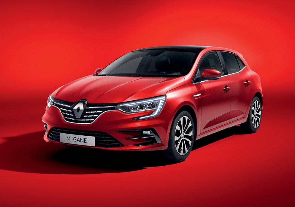 2020 Renault Megane Türkiye